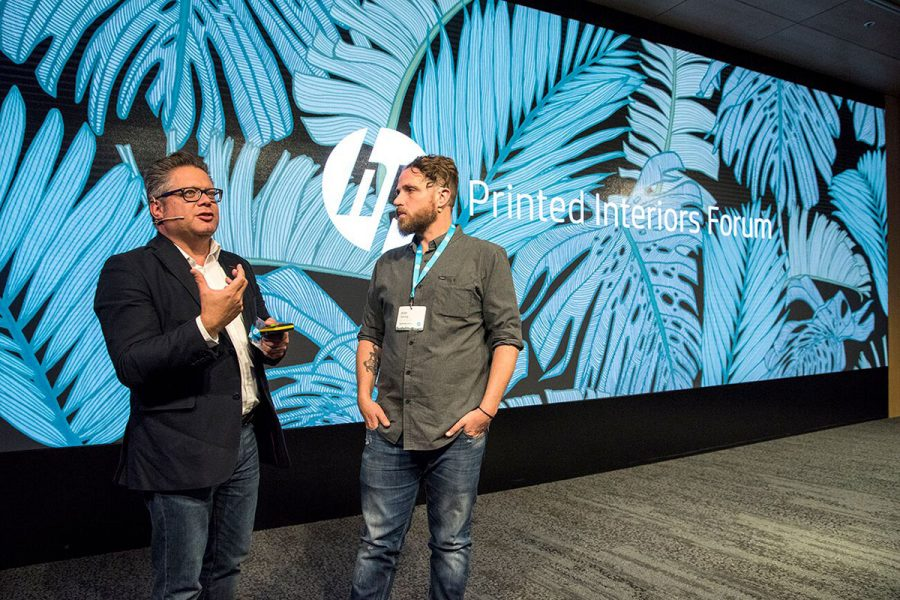 HP | Printed Interiors Forum