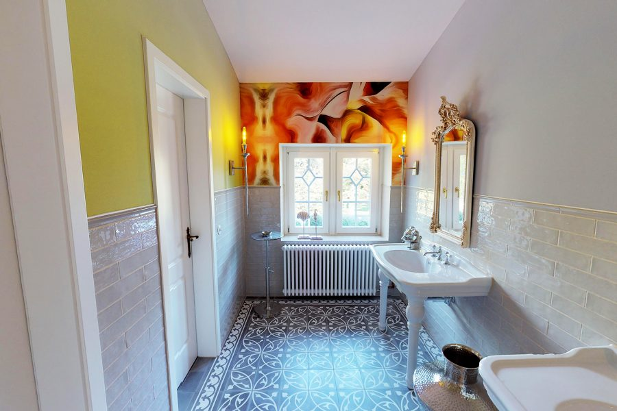 Villa Lantz – Bathrooms