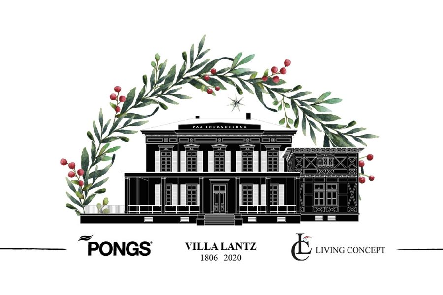 Christmas greetings from PONGS®